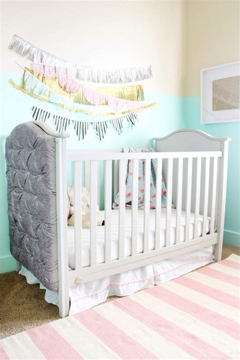 Tufted Crib Diy