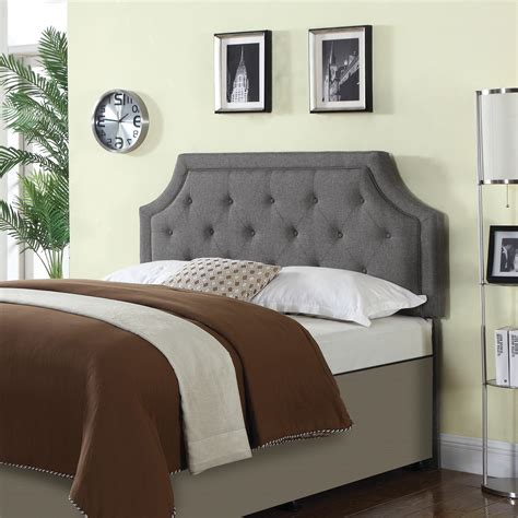 Tufted Headboard Queen
