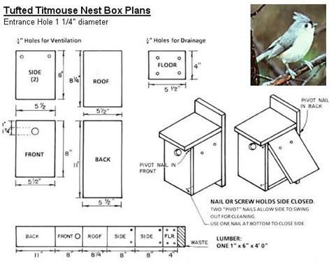 Tufted-Titmouse-Birdhouse-Plans