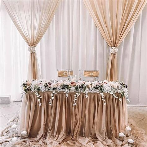 Tulle-Chiffon-Table-Skirt-Diy