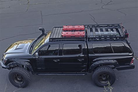 Tundra Roof Rack Double Cab Diy School