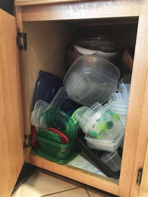 Tupperware Storage Diy Room