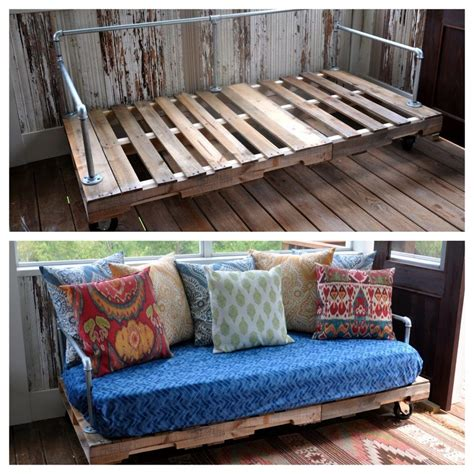 Turn Sofa Into Sofa Bed Diys