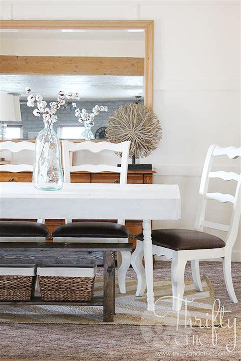 Turn-Dining-Table-Into-Farmhouse-Table