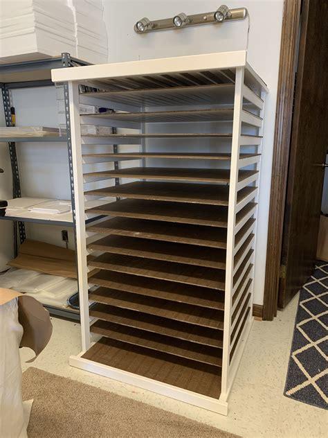 Turn-Stair-Area-Into-Art-Drying-Rack-Diy