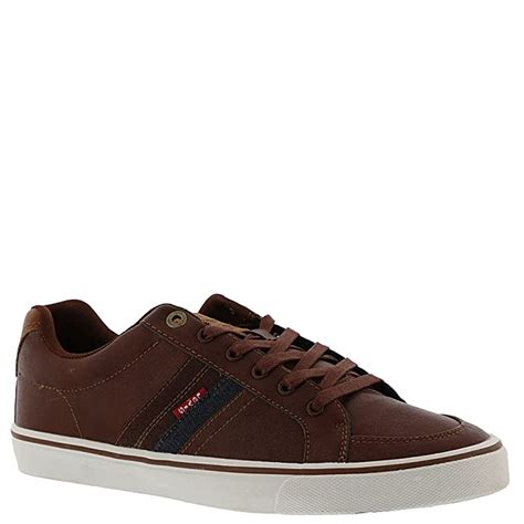 Turner Nappa Sneakers Brown/Tan 518218-09B 8.5