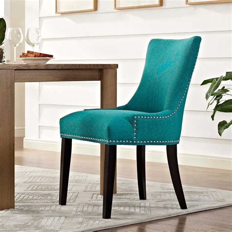 Turquoise Chair Dining