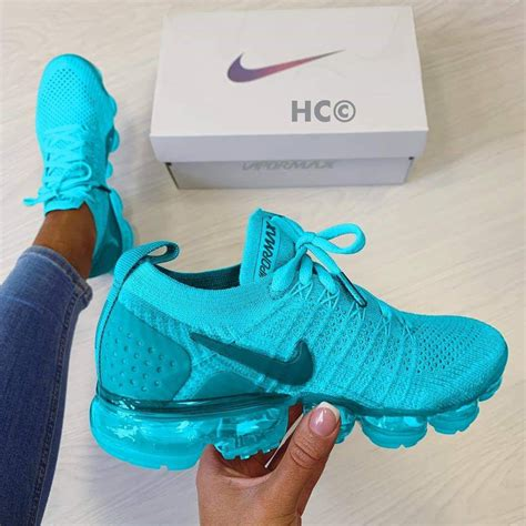 Turquoise Sneakers Nike