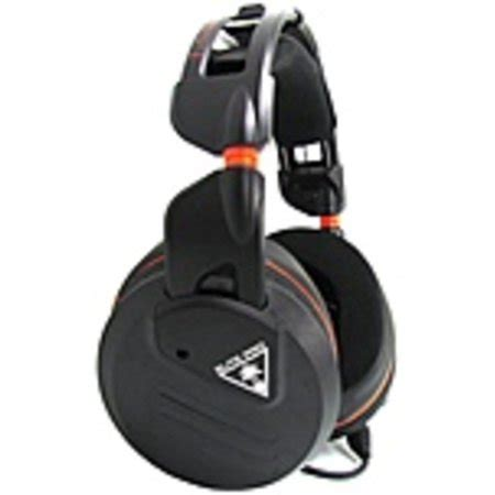 Turtle Beach TBS-6210-01 Elite Pro Full-Size Over-The-Ear Gaming Headset - PC Edition - Orange, Black (Certified Refurbished)