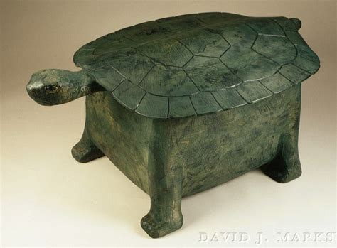 Turtle Toy Box Plans