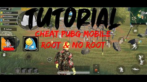 Tutorial Cheat PUBG Mobile Root