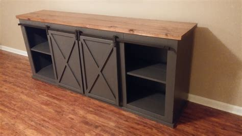Tv Stand Plans Ana White