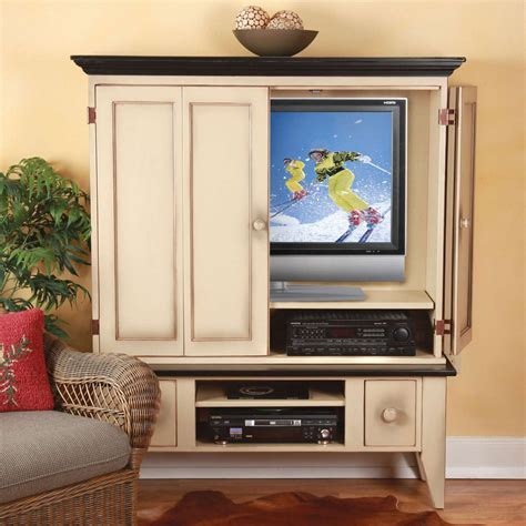 Tv-Cabinet-Enclosed-Plans