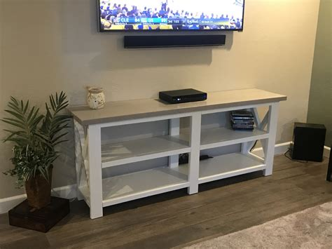 Tv-Console-Ana-White