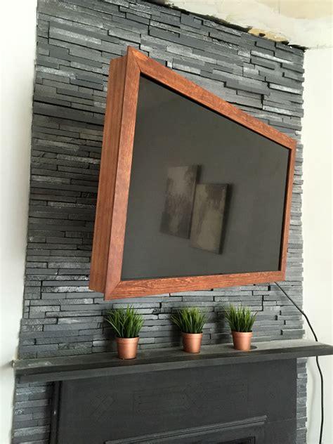 Tv-Wooden-Frame-Diy