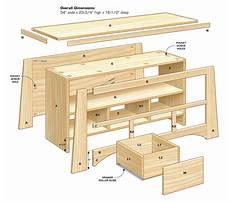 Best Tv console building plans