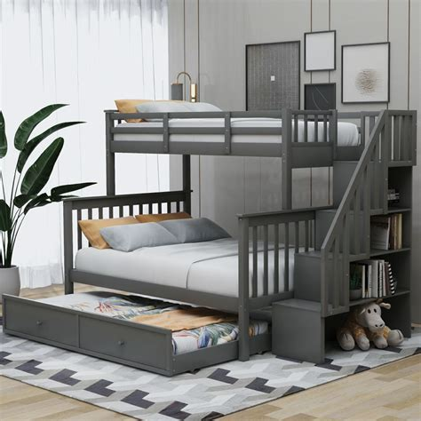 Twin Bed Plans For Kids