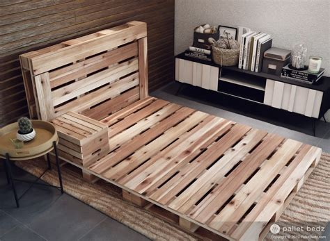 Twin Bed Platform Palette Diy Projects
