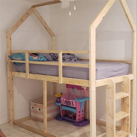 Twin Canopy Bed Plans
