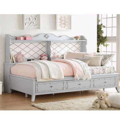 Twin Day Bed Frame With Storage