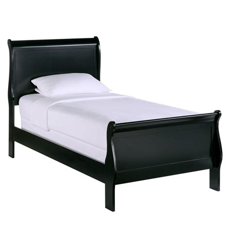 Twin Sleigh Bed Plans