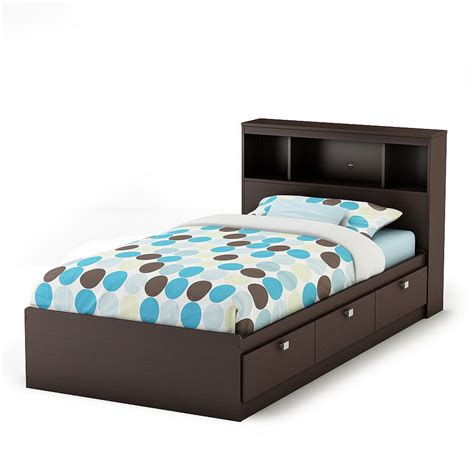 Twin-Bed-Bookcase-Headboard-Plans