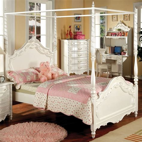 Twin-Canopy-Bed-Plans