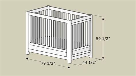 Twin-Crib-Plans