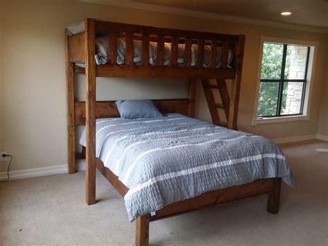 Twin-Over-Queen-Loft-Bed-Plans
