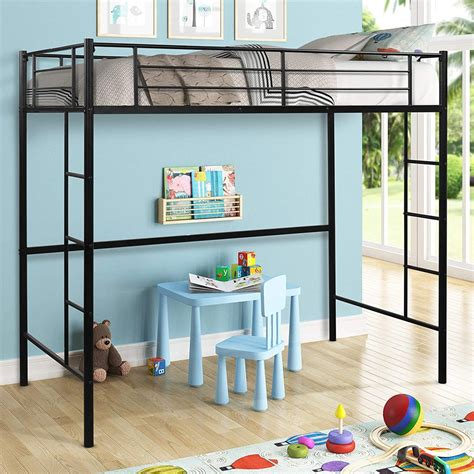 Twin-Sized-Ladder-Bed-Plan