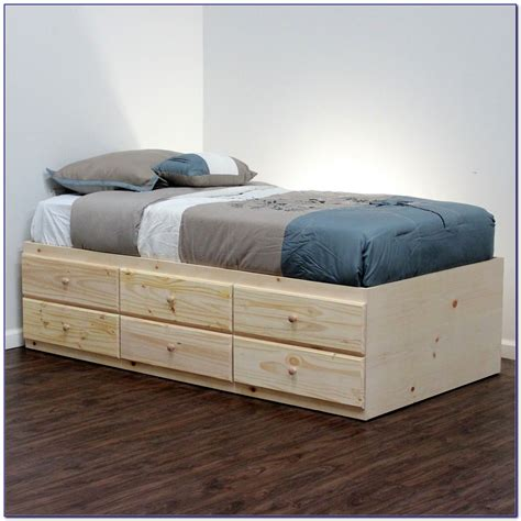 Twin-Xl-Bed-Frame-Diy