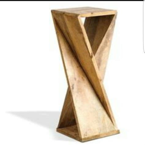 Twisted Wood Table Diy Images
