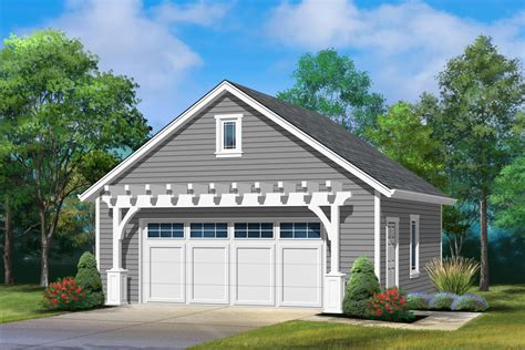 Two Car Garage Plans And Prices