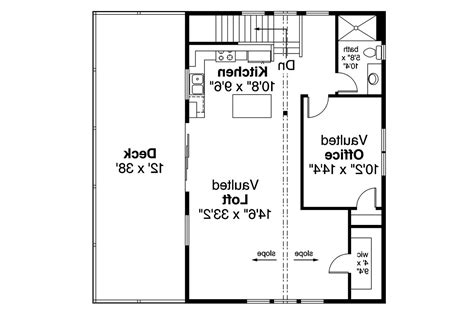 Two Car Garage Second Floor Plans