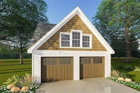 Two Car Garage With Workshop Plans