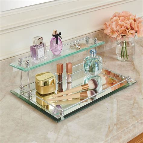 Two Tier Vanity Tray Diy