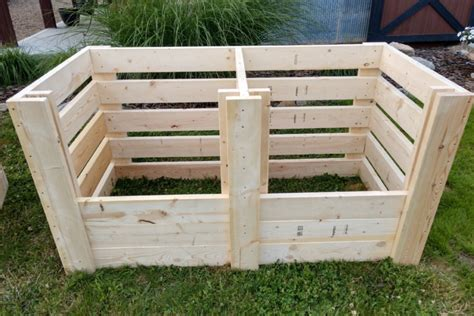 Two-Bin-Compost-Plans