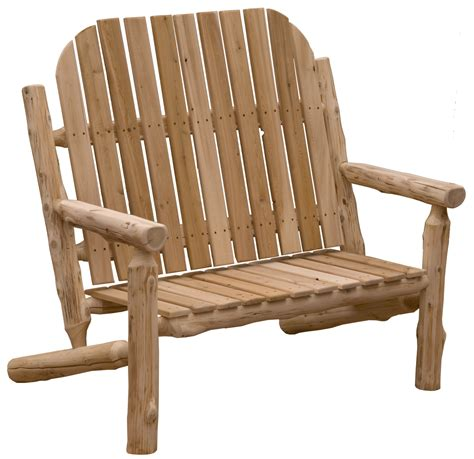 Two-Person-Adirondack-Chair
