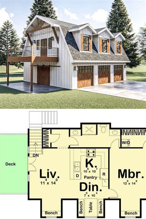 Two-Room-Shed-Playhouse-Plans