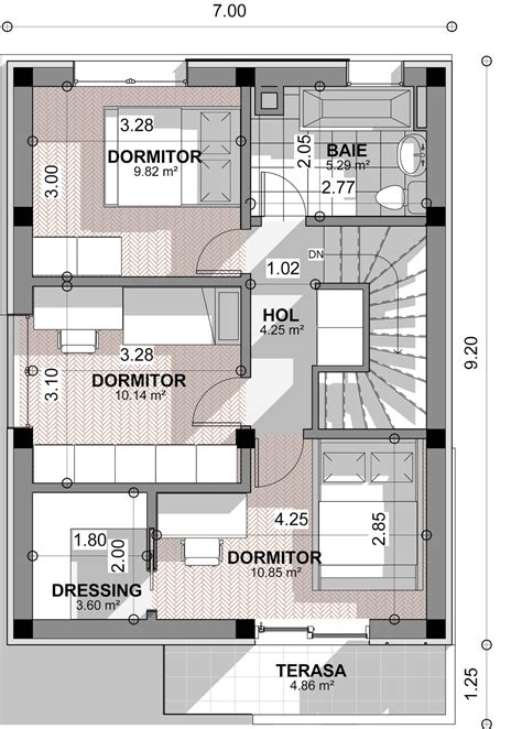 Two-Story-House-Floor-Plans-Free