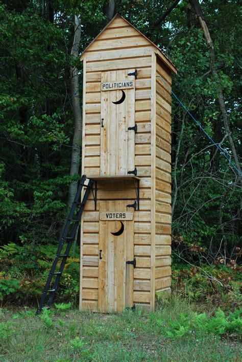 Two-Story-Outhouse-Plans