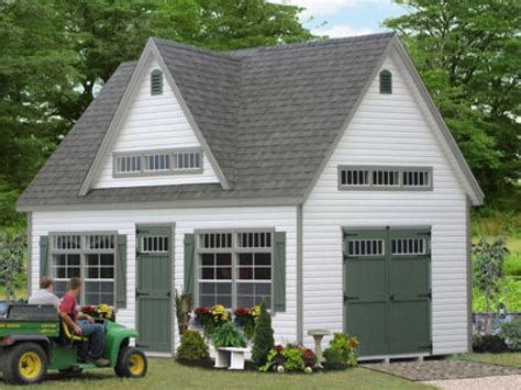 Two-Story-Shed-Plans