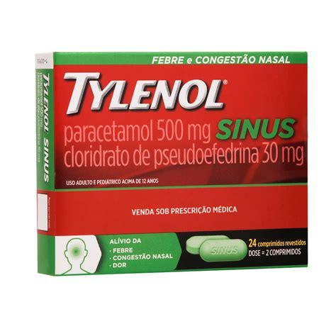 Tylenol Sinus And Headache And Back Pain Headache