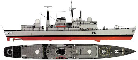 Type 42 Destroyer Plans Wow