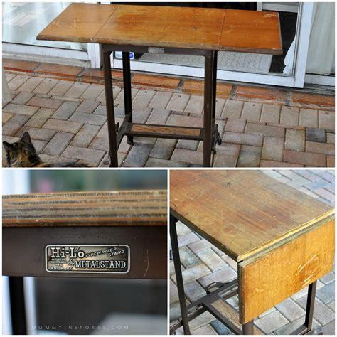 Typewriter-Table-Diy