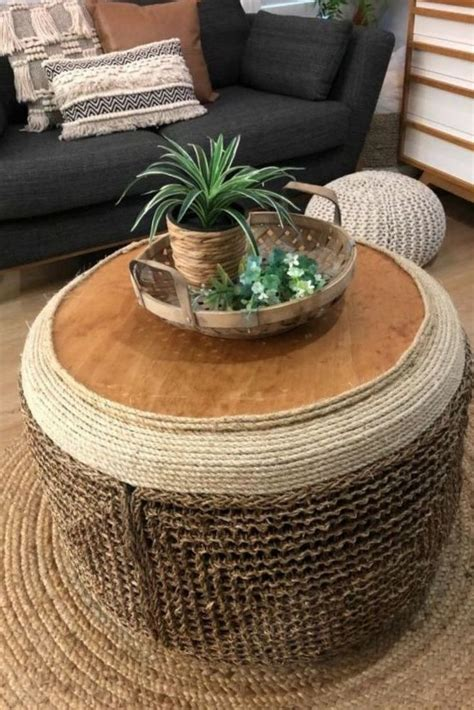 Tyre Table Diy Plans