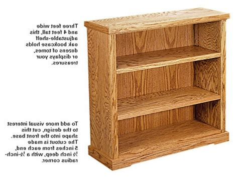 U Build It Plans Bookcase