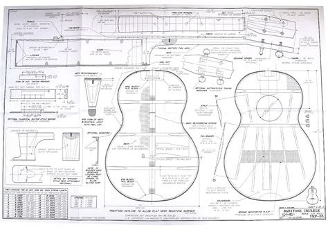 UKulele Woodworking Plans Beds