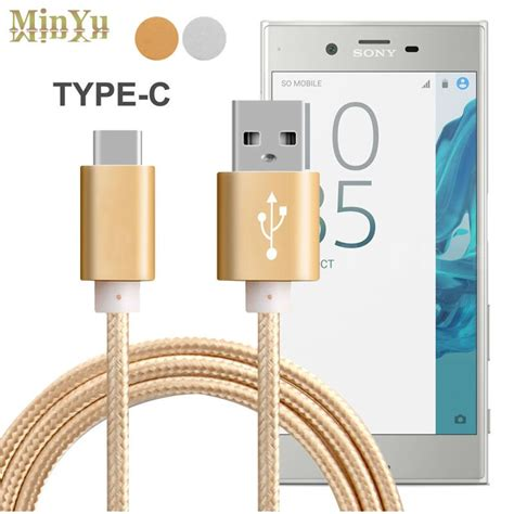 USB cable for SONY XPERIA X