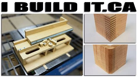 Ultimate Box Joint Jig Plans Free